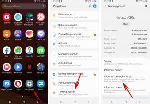 Cara Membuat Lokasi Palsu Google Maps di HP Android Samsung 2