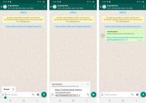 Cara Meneruskan Pesan Whatsapp Hingga Lebih 5 Kontak di Android 5