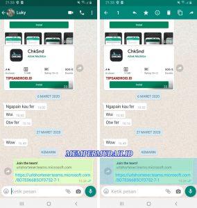 Cara Kirim Pesan Siaran Whatsapp Yang Belum Menyimpan Kontak Kita 1