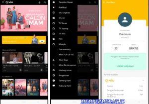 Cara Pakai Aplikasi VIU Premium Gratis di Smartphone Android 2