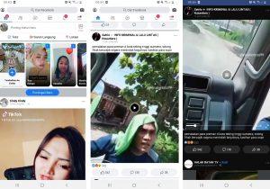 Cara TontonPutar Ulang Video di Aplikasi Facebook Lite Android 4