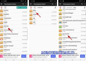 Trik Bagikan Video CocoFun Tanpa Watermark ke Whatsapp, Facebook, Instagram 3