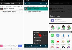 Trik Bagikan Video CocoFun Tanpa Watermark ke Whatsapp, Facebook, Instagram 6