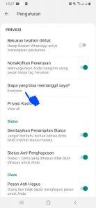 Cara Blokir Panggilan Masuk Whatsapp Dari Nomor Luar Negeri 4