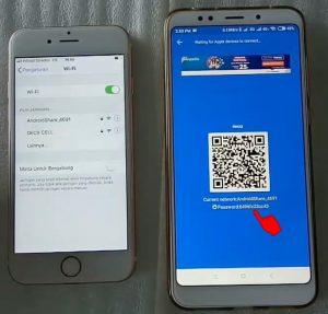 Cara Kirim File Video, Lagu, Foto Dari HP Android ke iPhone 5