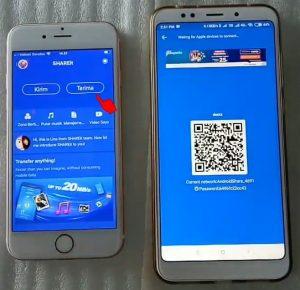 Cara Kirim File Video, Lagu, Foto Dari HP Android ke iPhone 6