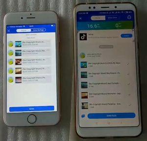 Cara Kirim File Video, Lagu, Foto Dari HP Android ke iPhone 7