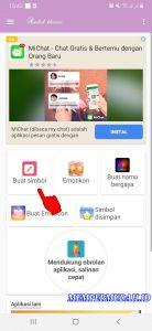 Cara Membuat Nickname Akun Game Unik di Smartphone Android 3