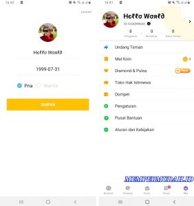 Cara Membuat Nickname Akun Game Unik di Smartphone Android 5