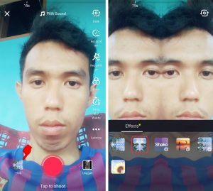 Cara Membuat Video di Aplikasi Tik Tok Versi Lite HP Android 6