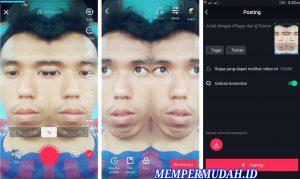 Cara Membuat Video di Aplikasi Tik Tok Versi Lite HP Android 7