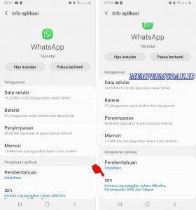 Cara Mengatasi Kontak Whatsapp Error di Smartphone Android 3