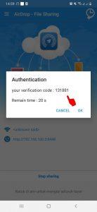 Cara Menggunakan AirDrop di Smartphone Android 5
