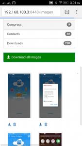 Cara Menggunakan AirDrop di Smartphone Android 9