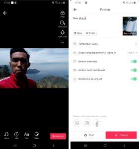 Cara Menghilangkan Suara Asli Video Tik Tok di HP Android 6