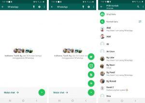 Cara Agar Tulisan Whatsapp di Menu Beranda Aplikasi Bisa di Klik 5
