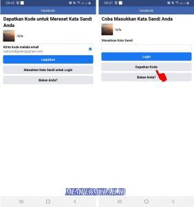 Cara Melihat Password Facebook Yang Sudah Lupa di HP Android 3