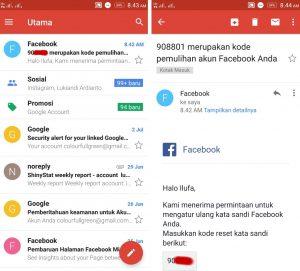 Cara Melihat Password Facebook Yang Sudah Lupa di HP Android 4
