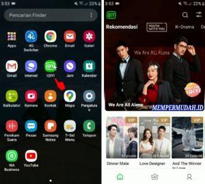 Cara Membeli Paket Vip di Aplikasi iQIYI Smartphone Android 2