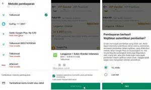Cara Membeli Paket Vip di Aplikasi iQIYI Smartphone Android 5