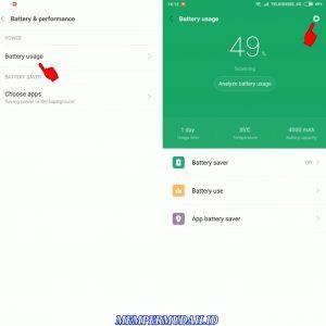 Cara Mengatur Jadwal Hidup dan Mati Smartphone Android 2