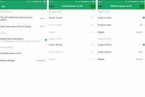 Cara Mengatur Jadwal Hidup dan Mati Smartphone Android 3