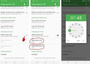 Cara Mengatur Jadwal Hidup dan Mati Smartphone Android 44