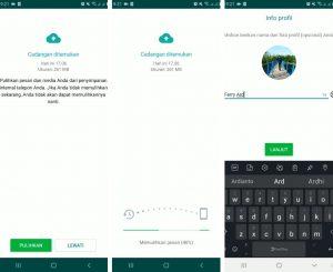 Cara Menggunakan Emoji Facebook di Aplikasi Whatsapp Android 3