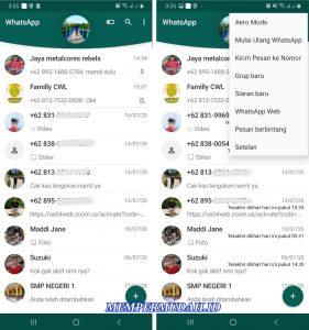 Cara Menggunakan Emoji Facebook di Aplikasi Whatsapp Android 4