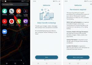 Cara Transfer Semua SMS Dari HP Lama ke HP Android Baru 2