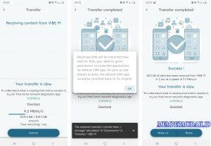 Cara Transfer Semua SMS Dari HP Lama ke HP Android Baru 6