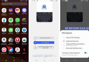 Cara Memperkecil Tampilan Keyboard di Mobile Legends Android 2