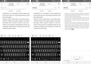 Cara Mencari Text Kata Dengan Cepat di HP Android 2