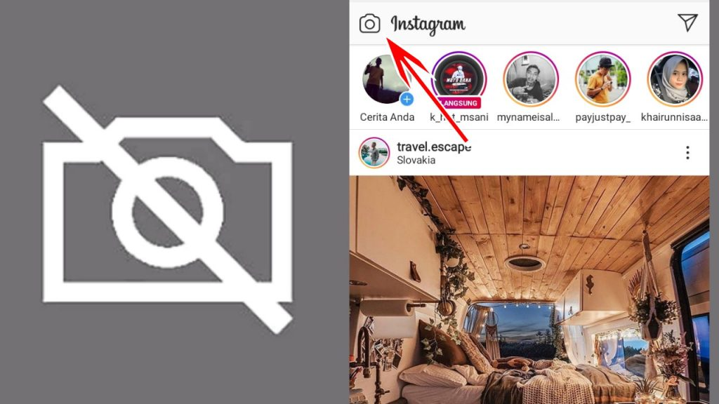 Cara Mengatasi Instagram Tidak Bisa Merekam Video di Android