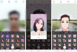 Cara Menggunakan Aplikasi Snow di Smartphone Android 4