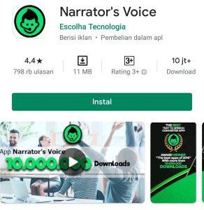 Cara Putar Suara Google Terjemahan (Translate) Lambat di Android 1