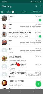 Cara Kirim Pesan Grup WhatsApp Yang Telah di Blokir 2