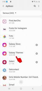 Cara Mengatasi Koneksi Internet Lemot di Aplikasi Galaxy Themes 2