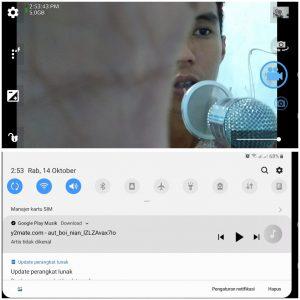 Menggunakan Aplikasi Open Camera 5