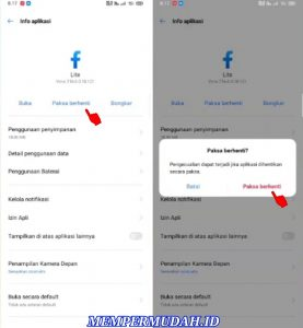 Cara Ubah Facebook Mode Gratis ke Mode Data di Smartphone Android 3