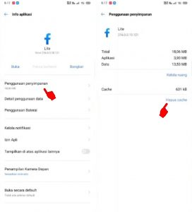 Cara Ubah Facebook Mode Gratis ke Mode Data di Smartphone Android 4