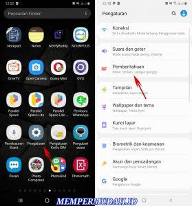 Trik Menghilangkan Notifikasi Android Yang Tidak Bisa diHapus 3