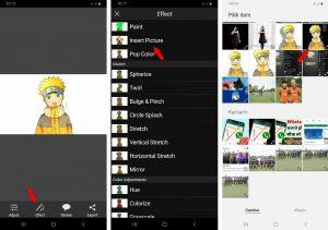 2 Cara Edit Bayangan Foto Pakai HP Android Terbaru 2021 2