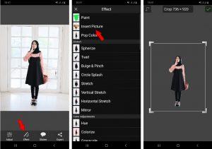 2 Cara Edit Bayangan Foto Pakai HP Android Terbaru 2021 22