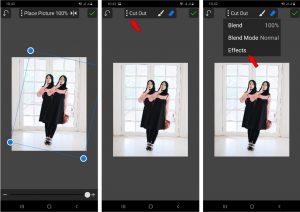 2 Cara Edit Bayangan Foto Pakai HP Android Terbaru 2021 33