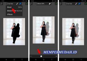 2 Cara Edit Bayangan Foto Pakai HP Android Terbaru 2021 55