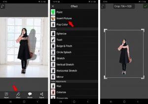 2 Cara Edit Bayangan Foto Pakai HP Android Terbaru 2021 66