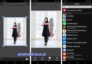 2 Cara Edit Bayangan Foto Pakai HP Android Terbaru 2021 77