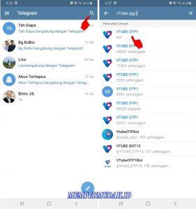 Cara Memakai Aplikasi vTube di Smartphone Android 1