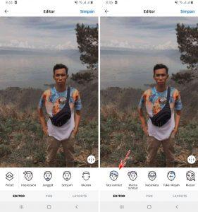 Aplikasi Edit Foto Kepala Botak di HP Android Terbaik 4